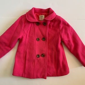 Old Navy Toddler Coat, size 4T